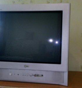 Телевизор LG флетрон