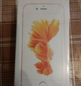 Новый Iphone 6s 64gb Rose Gold