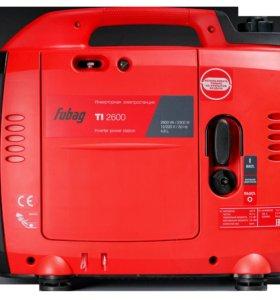 Бензиновый инверторный генератор Fubag TI 2600