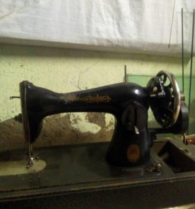 Швейная машина.