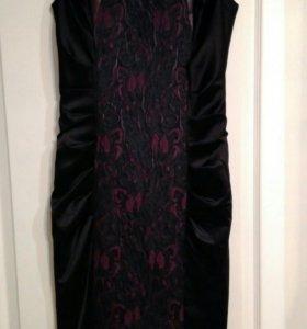 Шикарное новое платье 42р