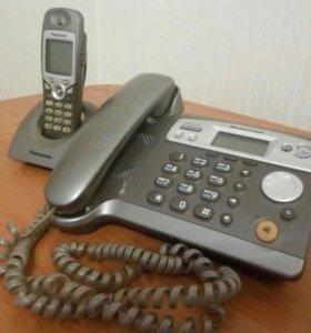 Телефон Panasonic kx-tcd 540 rum