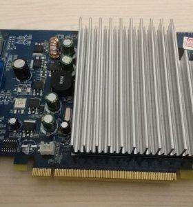 Видеокарта GeForce 7300GT 256mb ddr2 DVI tv out