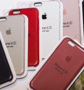 Для iPhone 6/6S Силиконовый чехол