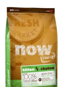 Холистик корма для кошек NOW fresh 1,82 кг