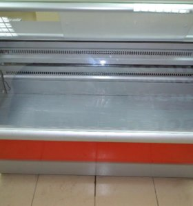 Витрина холодильная вхс 1,2 полюс 2 шт.