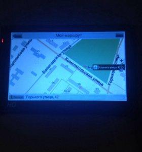 Навигатор Treelogic TL-5005 AV HD 2GB
