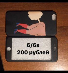 Чехол на iPhone 5s, 6s