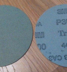 Абразивный полировальный круг. 3М