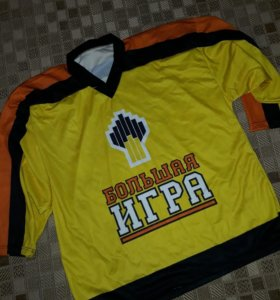 Хоккейная футболка