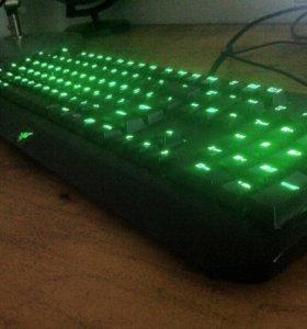 Клавиатура Razer Blackwidow Ultimate 2014