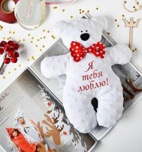 Игрушка мишка в подарок