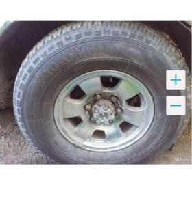 Резина и диски