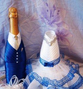 Оформления свадебных аксессуаров