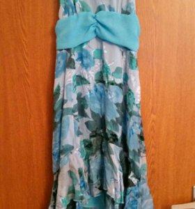 Легкое платье от Gizia.