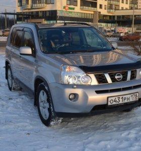 Nissan x-trail II 2,5 2008г