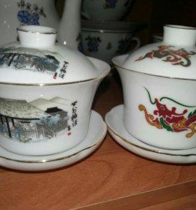 Китайские чашки гайвань