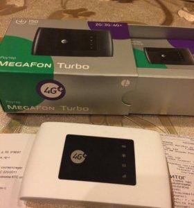 Беспроводной 4G роутер Мегафон Турбро