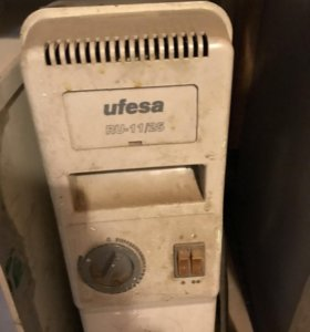 Электрокалорифер Ufesa 2,5 кВт