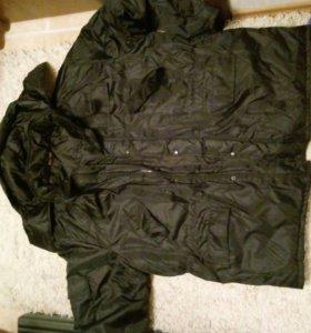 Куртка новая 62-64р