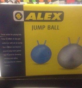 Jump ball Alex
