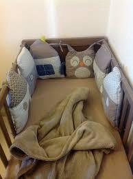Набор декоративных бортиков в кроватку