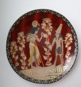 Тарелки из Египта