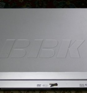 DVD-плеер, BBK DV722S, BBK