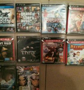 Игры для PS3 комплект