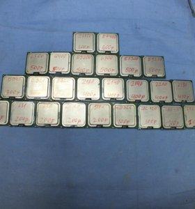 Процессоры Soc.LGA 775 разные