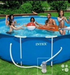 Бассейн Intex (интекс) новый