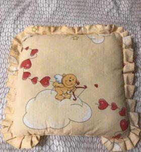 Подушка детская с года