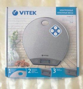 Весы кухонные. Vitek VT-8021 ST
