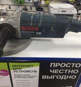угловая шлифмашинкаBosch GWS 20-230 H 4.5