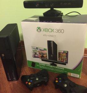 Xbox360 500GB + KINECT