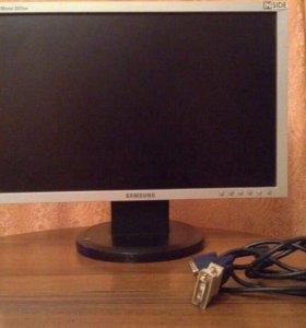 Монитор - Samsung syncmaster 2023nw