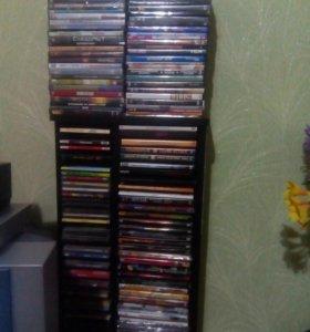 DVD диски хорошая коллекция фильмов