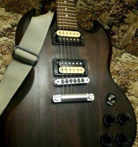Gibson SGJ 2014 VINTAGE SUNBURST SATIN
