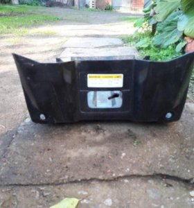 Пластиковая защитка заднего редуктора для CF-moto