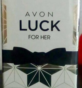AVON luck for her