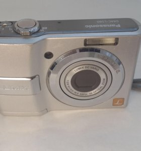 Цифровой фотоаппарат Panasonic Lumix DMC-LS80