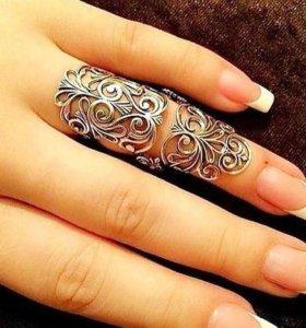 Кольцо>>>серебро 925 проба