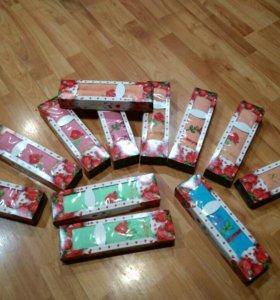 Подарочные наборы полотенец