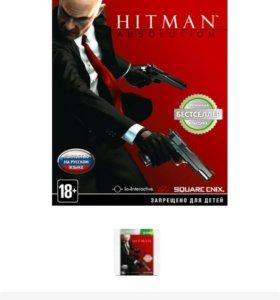 Игра hitman на x-box
