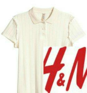 Футболка новая H&M