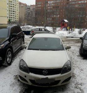 Опель Астра H GTC Год 2007