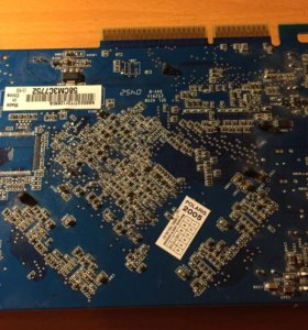 Видеокарта Asus N6600gt/td/128M/A