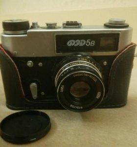 Фотоаппарат ФЭД- 5В