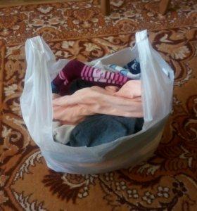 Пакет колготки + носки