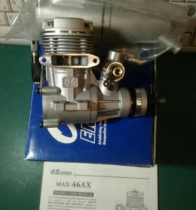 Двигатель для р/у самолёта OS Max_46AX